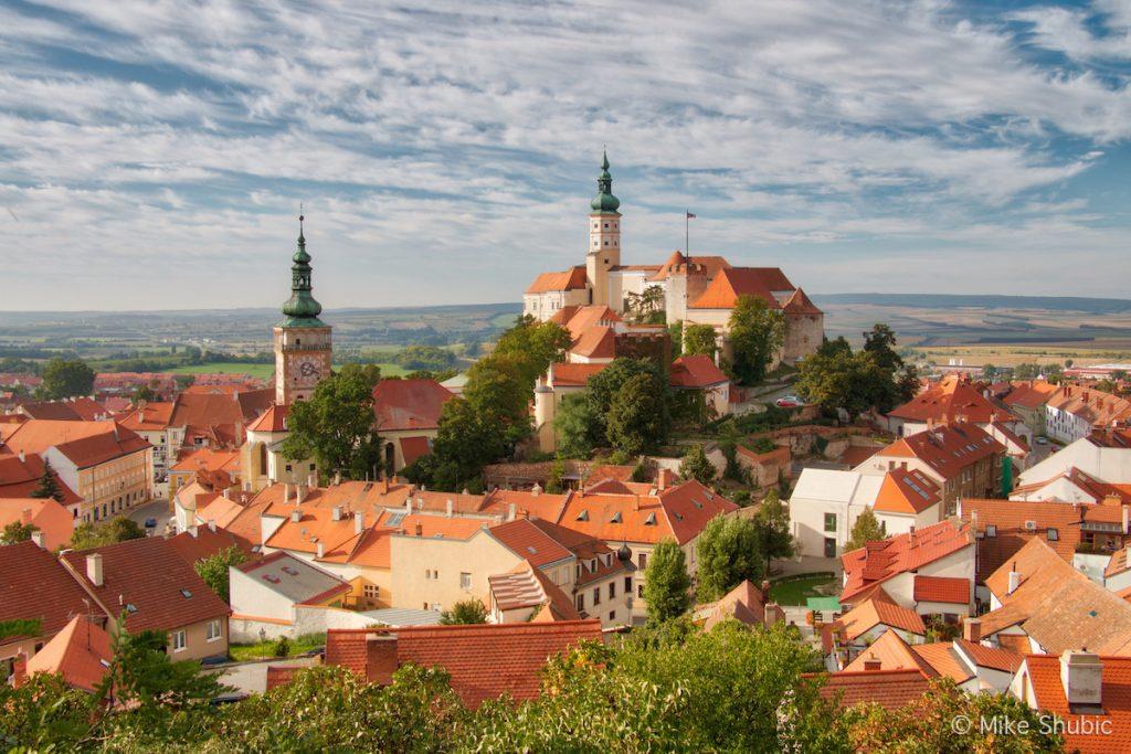 Czech Republic road trip destinations: Mikulov