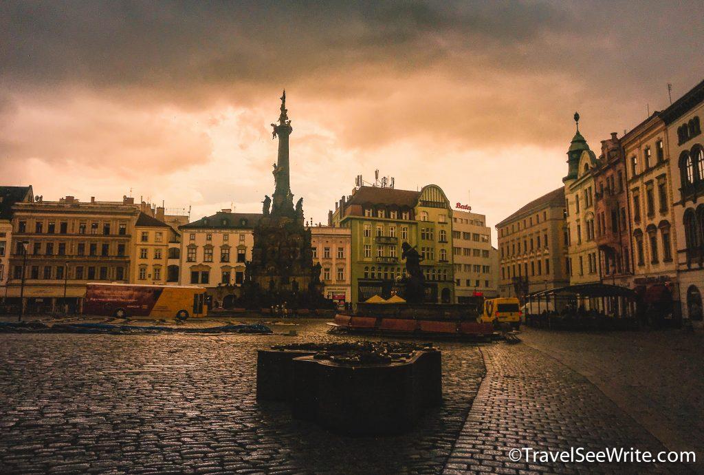 Czech Republic road trip destinations: Olomouc