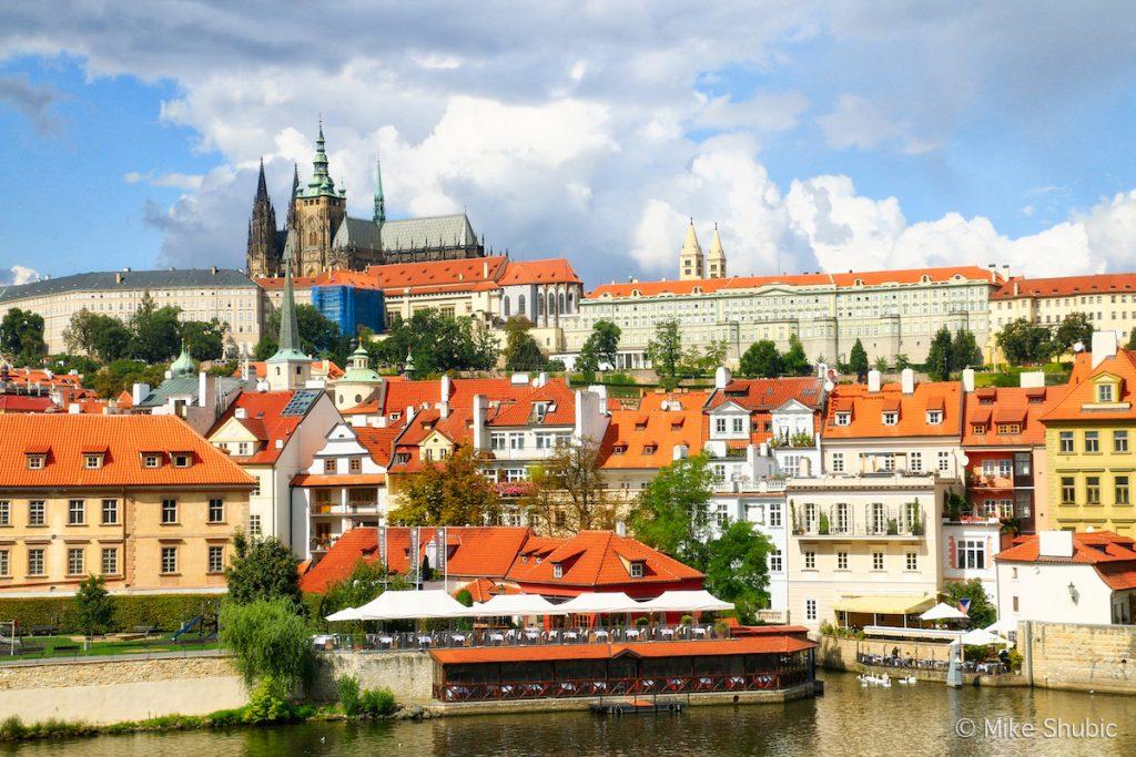 Czech Republic road trip destinations: Prague