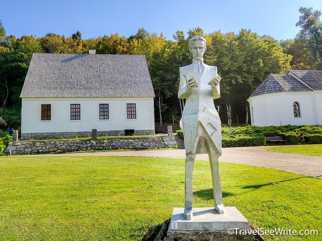 Nikola Tesla's birthplace is a must-visit in Croatia