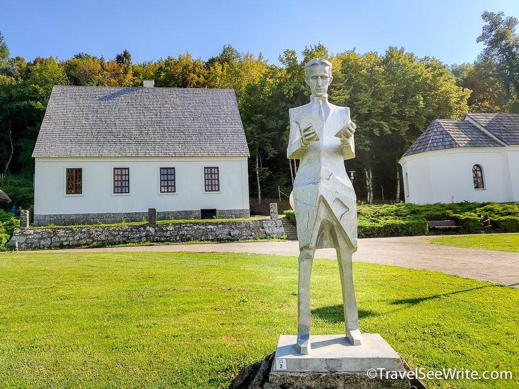 Nikola Tesla's birthplace is a must-visit in Croatia
