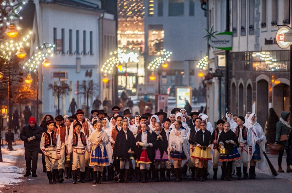 Best Christmas Destinations Europe