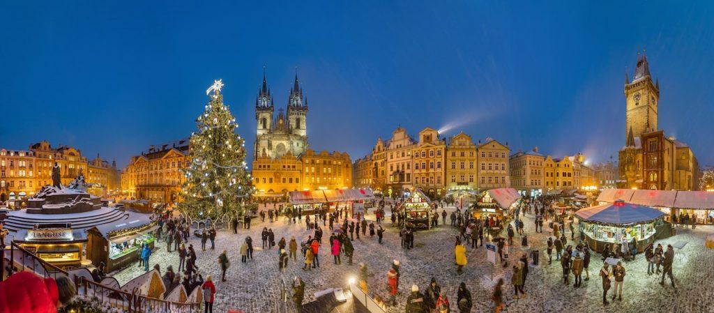 European Christmas Destinations: Prague Christmas Market