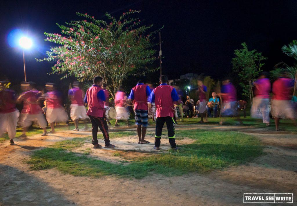 Tharu Cultural Show, Chitwan National Park, Nepal