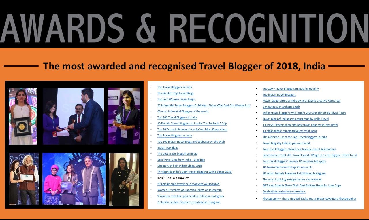 Travel See Write: an award winning travel blog