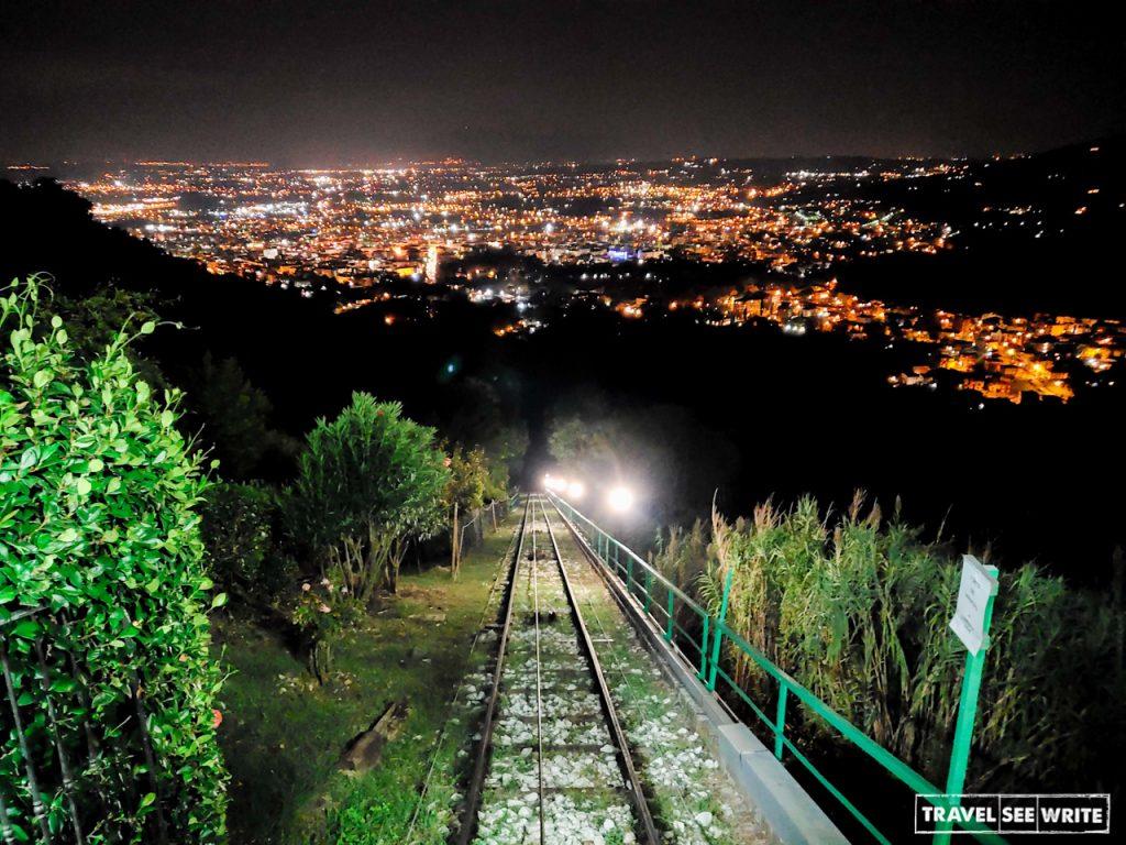 Montecatini Alto, Via Francigena, Toscana, Italy