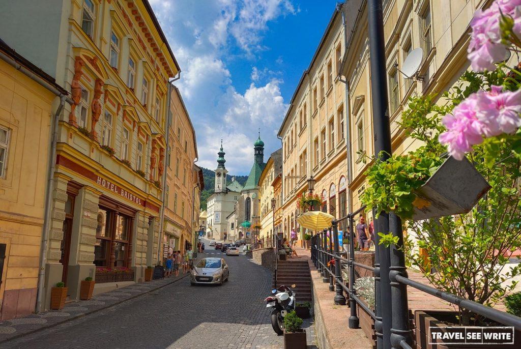 Things to do in Slovakia: Explore Banska Stiavnica