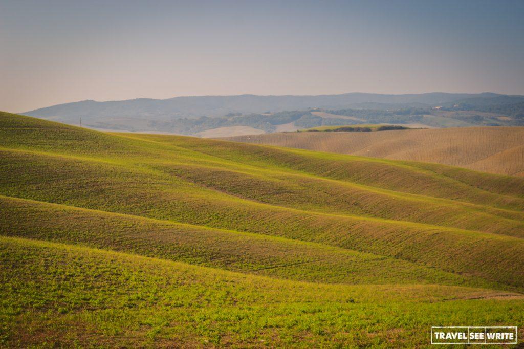 Tuscan landscapes, Via Francigena Toscana, Italy