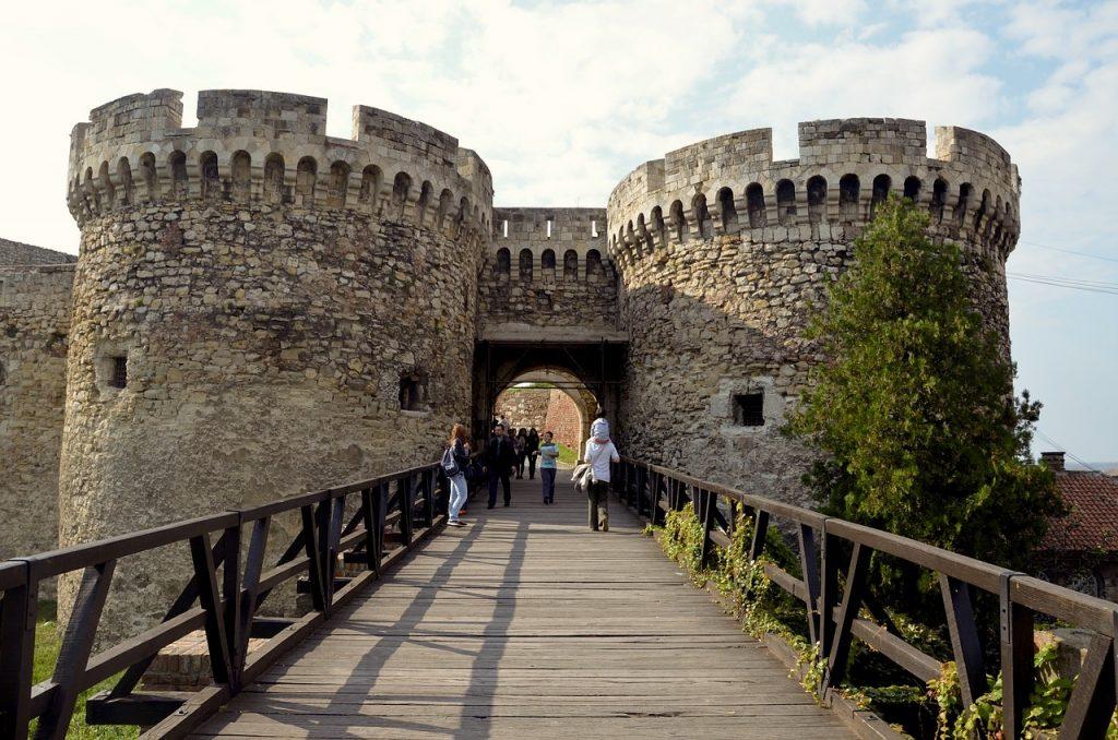 Belgrade attractions: Kalemegdan (Belgrade Fortress)