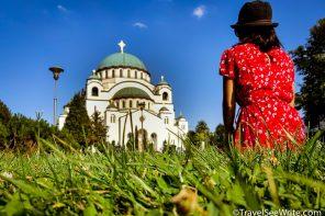 St. Sava Church, Belgrade, Serbia, Eastern Europe