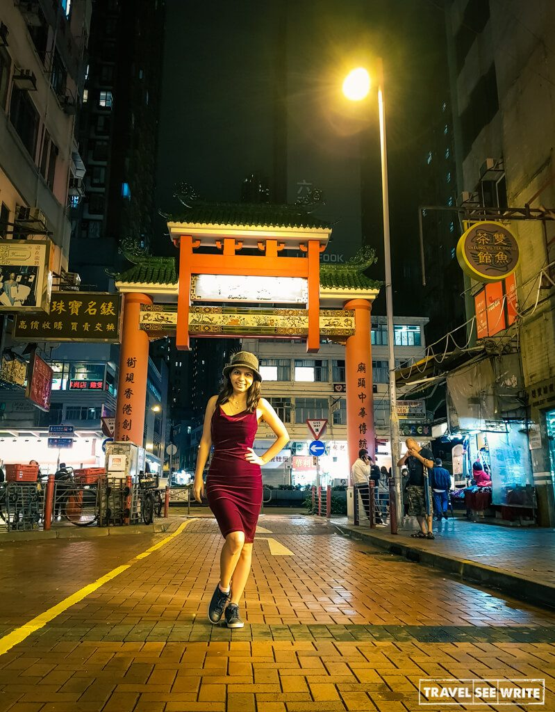 Hong Kong Travel Tips: Shop at Temple street night market