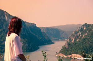Danube River Cruise-Djerdap National Park, Serbia