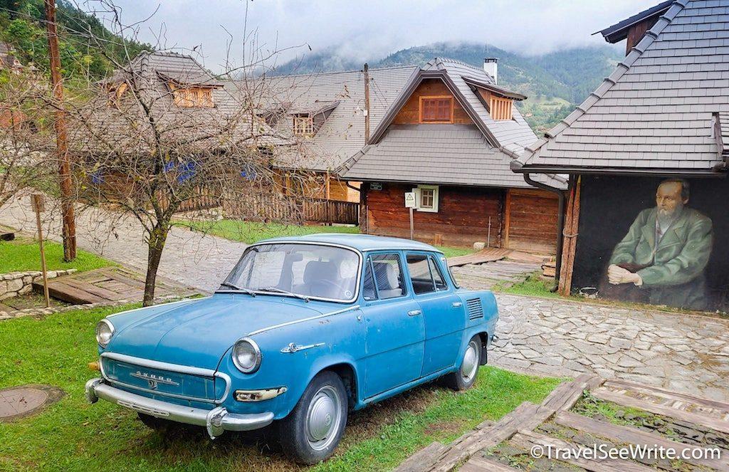 Drvengrad-Etno-village-by-Emir-Kusturica-in-Mokra-Gora-Western-Serbia