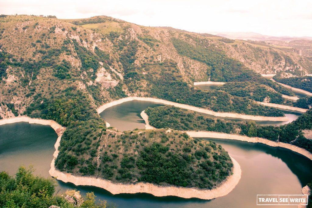 Uvac Canyon, Western Serbia
