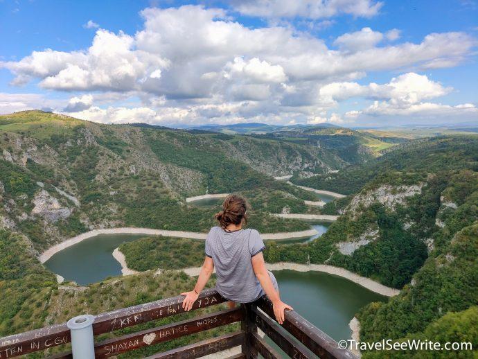 Uvac Canyon, Zlatibor, Western Serbia