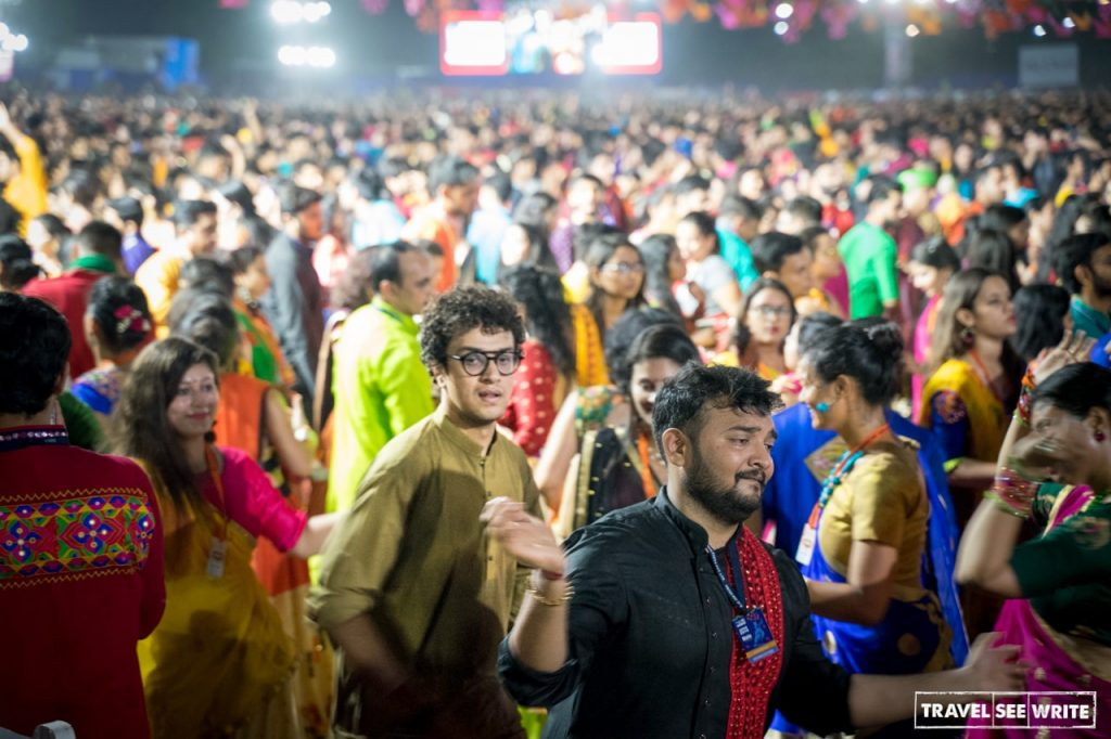 Navratri Garba is what Gujaratis wait for all year long