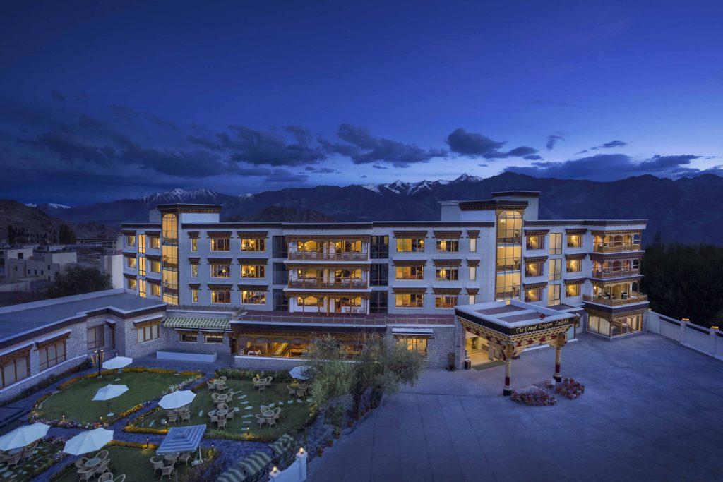 The Grand Dragon Ladakh: Luxury stay in leh Ladakh