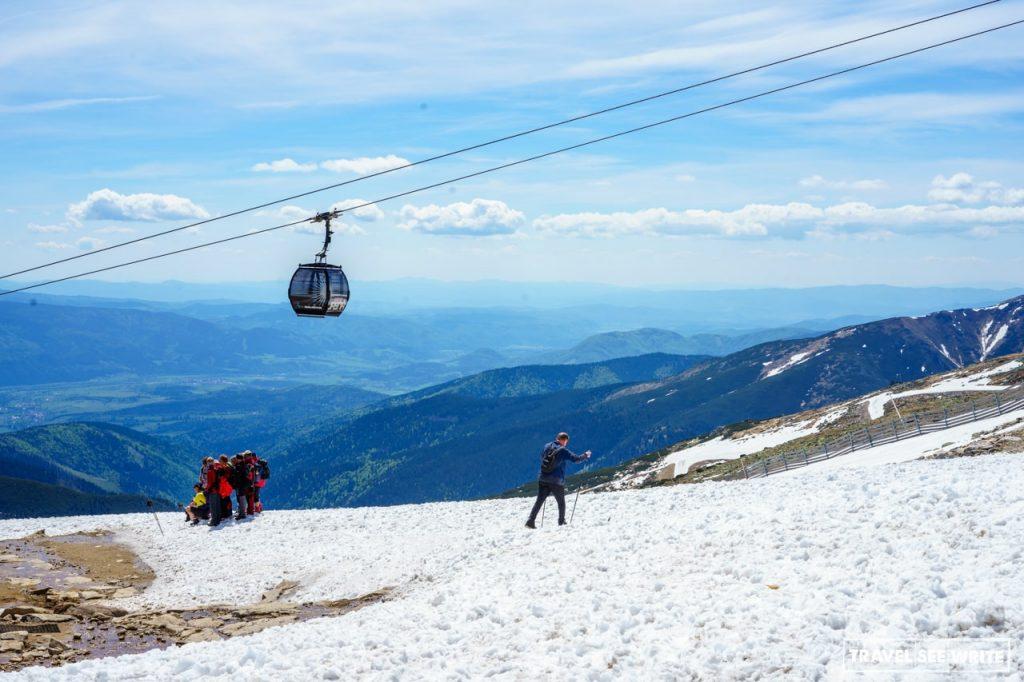 Jasna Ski Resort, Tatras, Slovakia