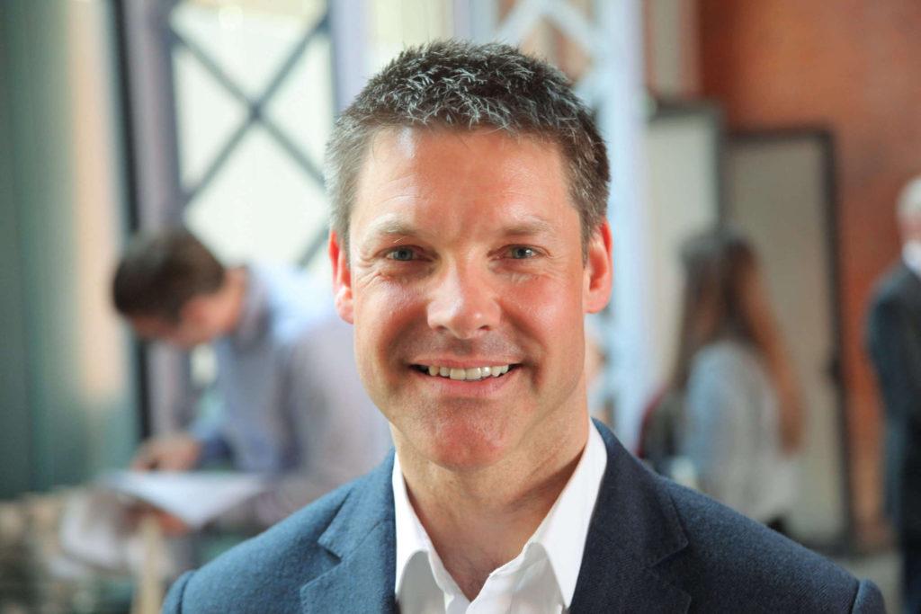 Steve Robertshaw, PR Manager of Visit Sweden UK