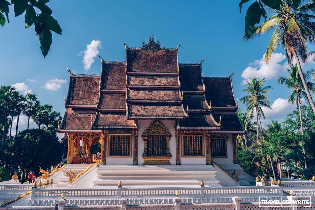 The Royal Palace, Luang Prabang, Laos