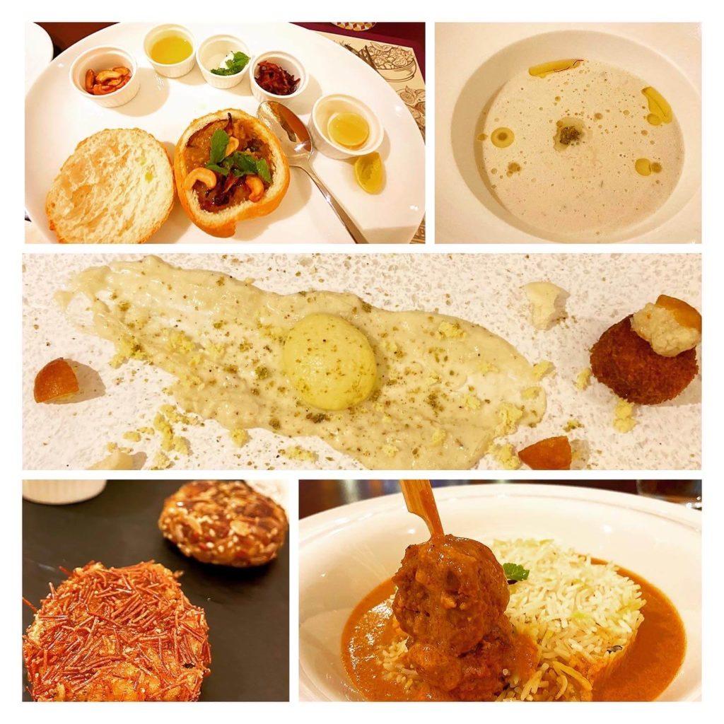 Authentic Hyderabadi Cuisine atMercure Hyderabad KCP