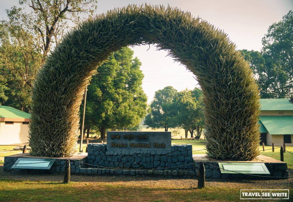 Make sure to visit the Kanha Museum at Kanha National Park