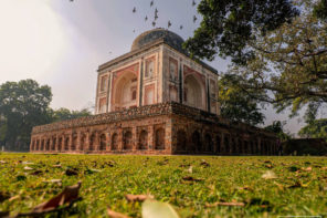 Sunder Nursery, Delhi – from ruins to the biggest heritage park of Delhi