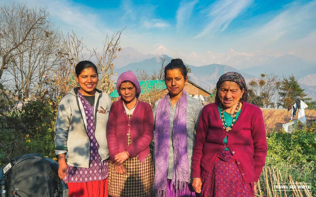 Sarmoli Homestay in Munsiyari, Uttarakhand, India - meet my host