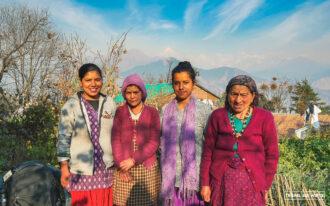 Ark Homestays, Sarmoli Village, Munsiyari, Uttarakhand
