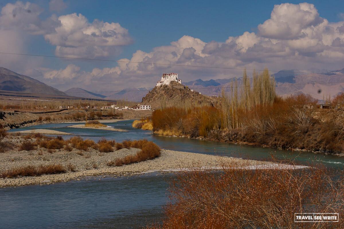 The lifeline of Ladakh - Indus River
