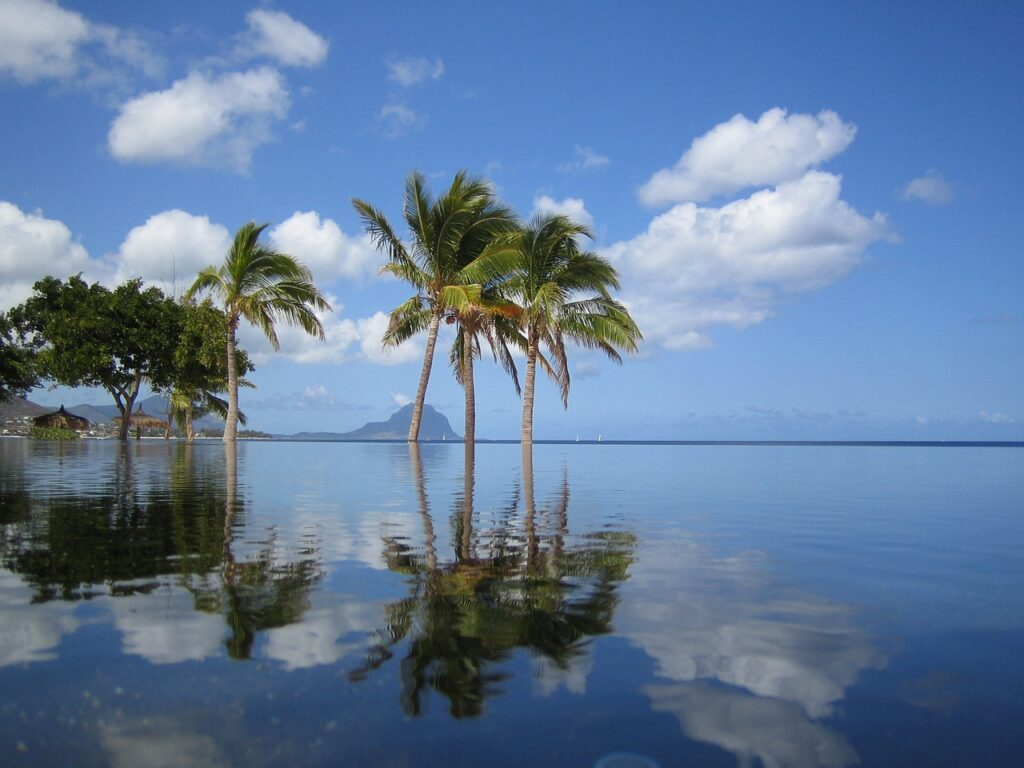 Countries open for vaccinated and unvaccinated tourists - Mauritius